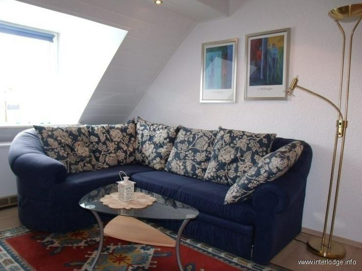 Bild 5: INTERLODGE Modern möblierte Wohnung mit großer Küche für 1-2 Personen in Essen-Frintro...