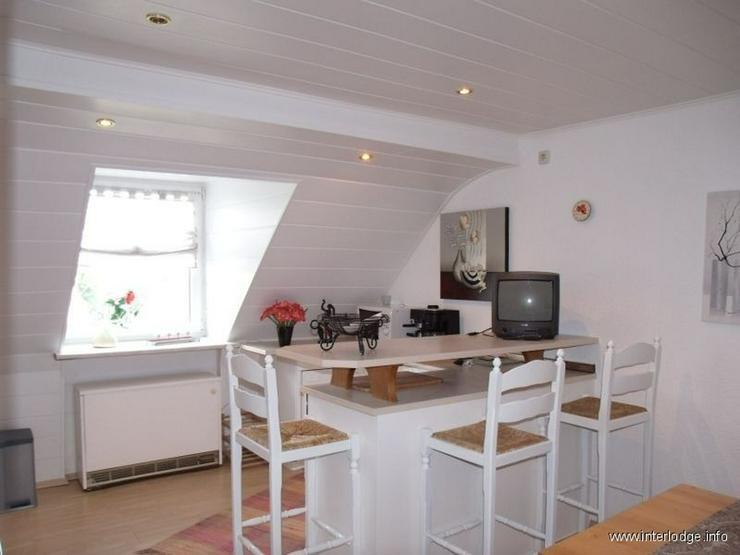 INTERLODGE Modern möblierte Wohnung mit großer Küche für 1-2 Personen in Essen-Frintro... - Wohnen auf Zeit - Bild 1
