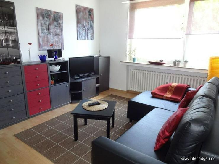 INTERLODGE Möblierte Wohnung, gute Ausstattung, Service, Internet und Garage in Bochum-We...