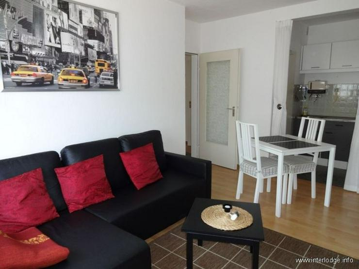 Bild 2: INTERLODGE Möblierte Wohnung, gute Ausstattung, Service, Internet und Garage in Bochum-We...