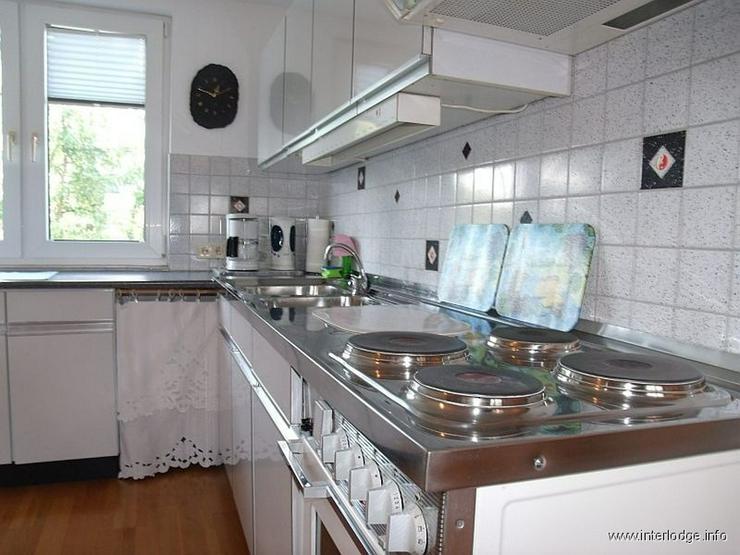 Bild 6: INTERLODGE Großes, helles und komplett möbliertes Apartment in Essen-Holsterhausen, Näh...