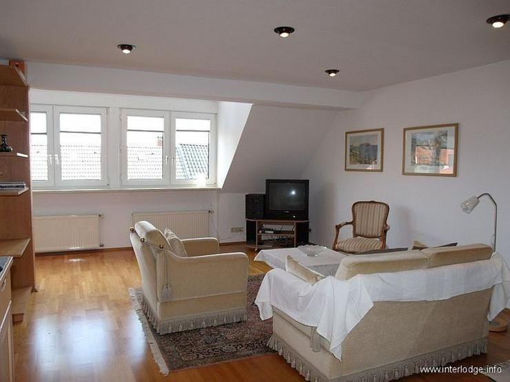 INTERLODGE Großes, helles und komplett möbliertes Apartment in Essen-Holsterhausen, Näh...