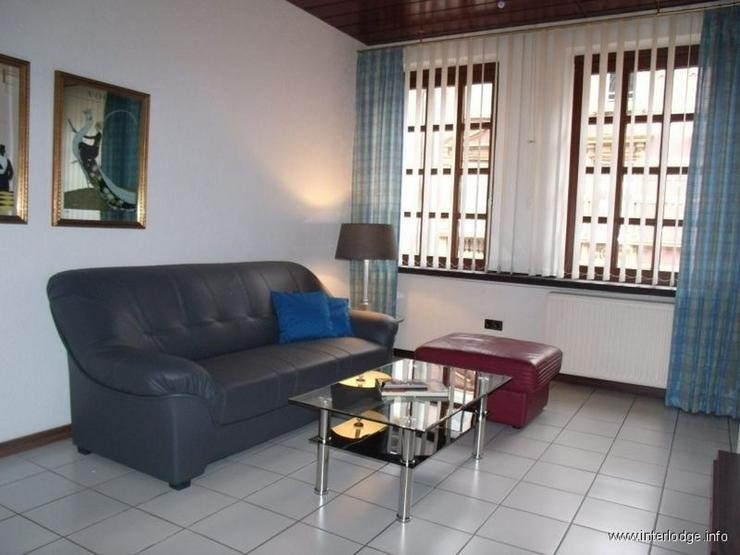 Bild 2: INTERLODGE Modern und schick möblierte Wohnung mit Balkon in Duisburg-Innenstadt (Dellvie...