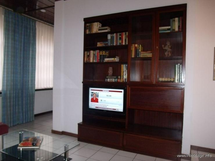 Bild 5: INTERLODGE Modern und schick möblierte Wohnung mit Balkon in Duisburg-Innenstadt (Dellvie...