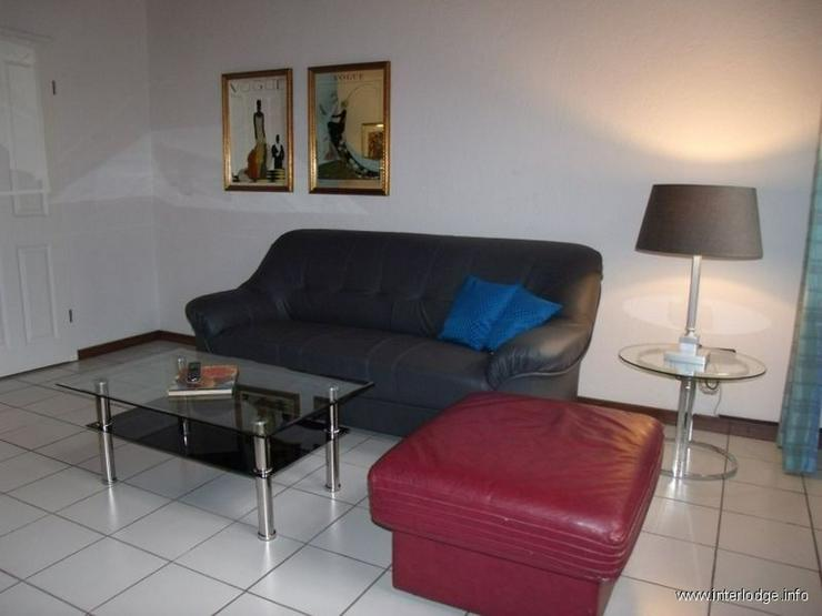 INTERLODGE Modern und schick möblierte Wohnung mit Balkon in Duisburg-Innenstadt (Dellvie... - Wohnen auf Zeit - Bild 1