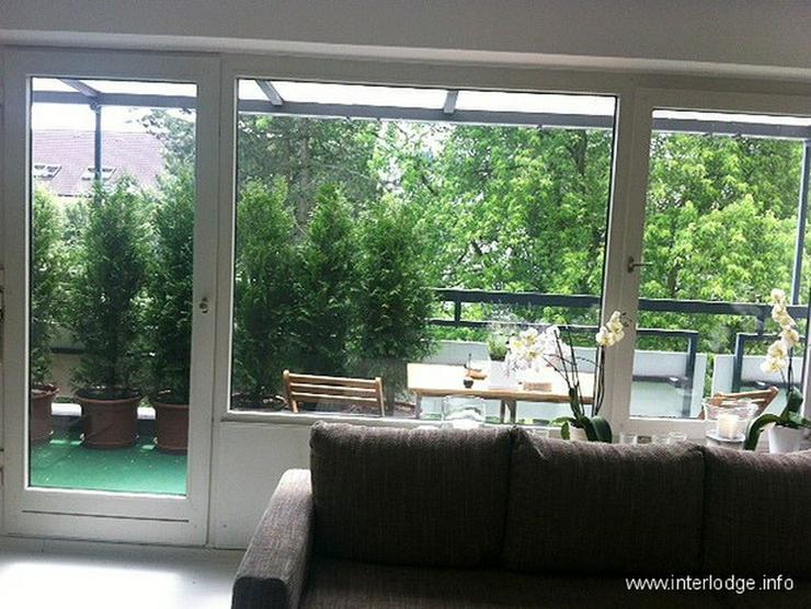Bild 3: INTERLODGE Möblierte Komfortwohnung mit 2 Terrassen in der besten Lage von Düsseldorf-Ka...