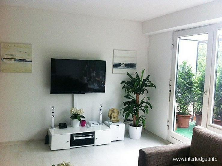 INTERLODGE Möblierte Komfortwohnung mit 2 Terrassen in der besten Lage von Düsseldorf-Ka... - Wohnen auf Zeit - Bild 1