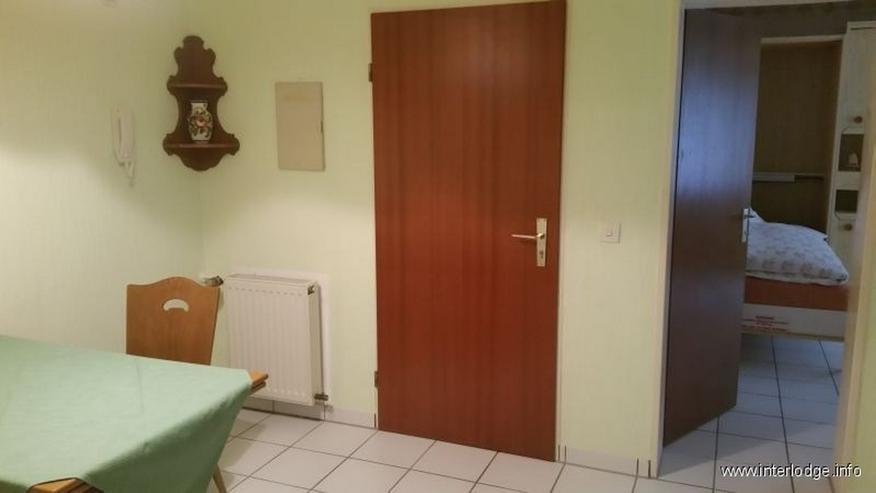 Bild 3: INTERLODGE Möblierte Souterrainwohnung mit Gemeinschaftsterrasse in Velbert-Langenberg