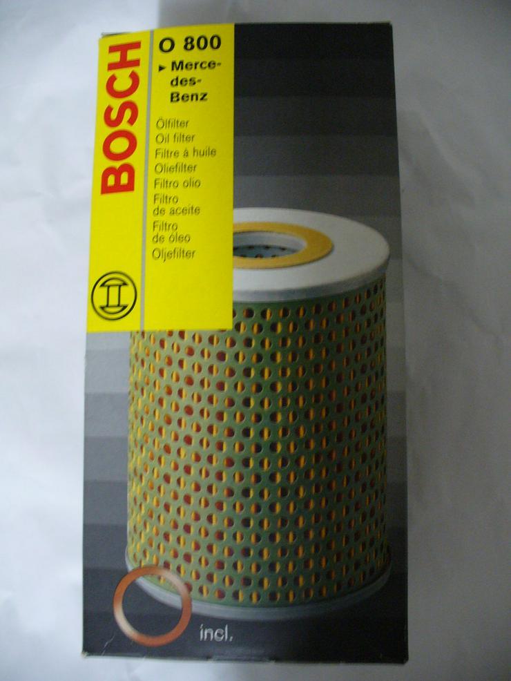 Ölfilter Bosch P 9278 - Mercedes Benz Diesel