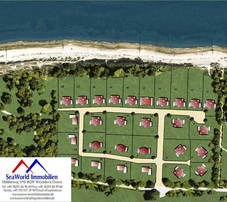 Bild 6: GARANTIERT! Die letzten 3 Grundstücke mit unverbaubarem Ostseeblick und exclusivem Strand...