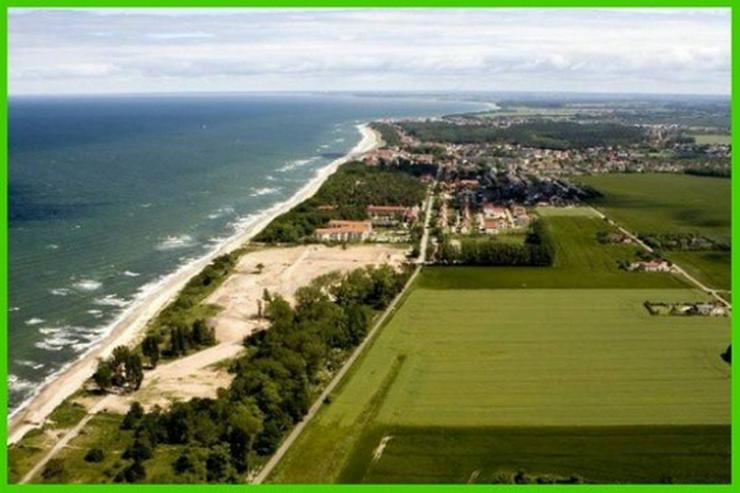 Bild 2: Die LETZTEN 3 Ostsee-Baugrundstücke: Inclusive de-Luxe-unverbaubarem Ostseeblick inklusiv...
