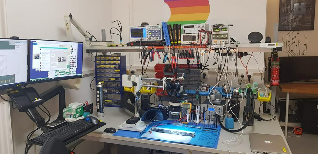 Notebook Reparatur München 0171-7777766 Laptop Repair