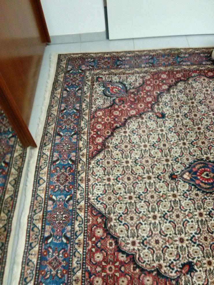 Großer Teppich - Perser Moud  2,11 x 2,95 - Teppiche - Bild 1