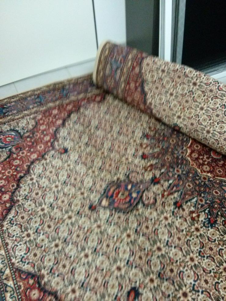 Bild 3: Großer Teppich - Perser Moud  2,11 x 2,95