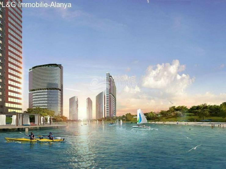 Bild 4: Wohnungen in einem Luxus Komplex auf der Europäischen Seite von Istanbul zu verkaufen.