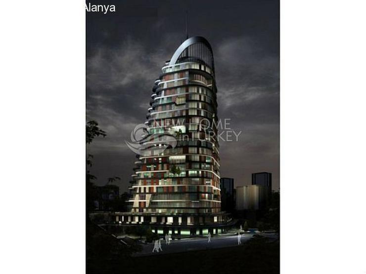 Ferienwohnungen in einem Designer Komplex zu verkaufen. - Wohnung kaufen - Bild 1