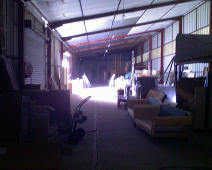 Bild 11: Lager-, Produktions- und Verkaufshalle in Durchgangslage an der Deutsch-Französischen Gre...