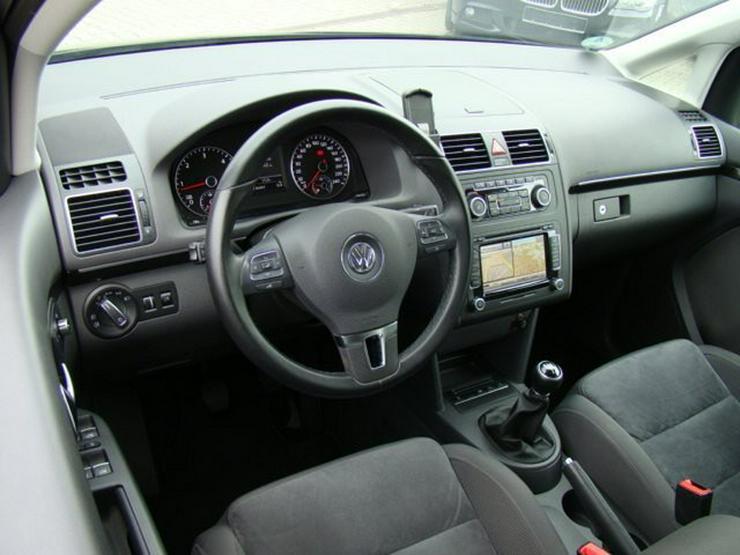 Bild 5: VW Touran 2.0TDI Highline 7Sitze Navi Xenon Standheizung