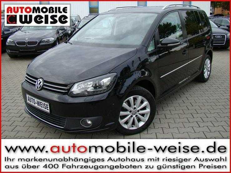 VW Touran 2.0TDI Highline 7Sitze Navi Xenon Standheizung