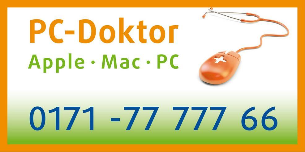 Mac-Notdienst München 0171-7777766 Apple-Helfer - PC & Multimedia - Bild 1