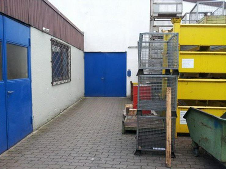 Bild 6: Industriehalle in gutem Zustand