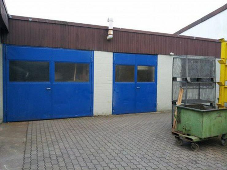 Bild 5: Industriehalle in gutem Zustand