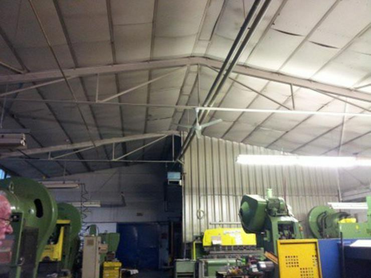 Industriehalle in gutem Zustand - Gewerbeimmobilie mieten - Bild 1