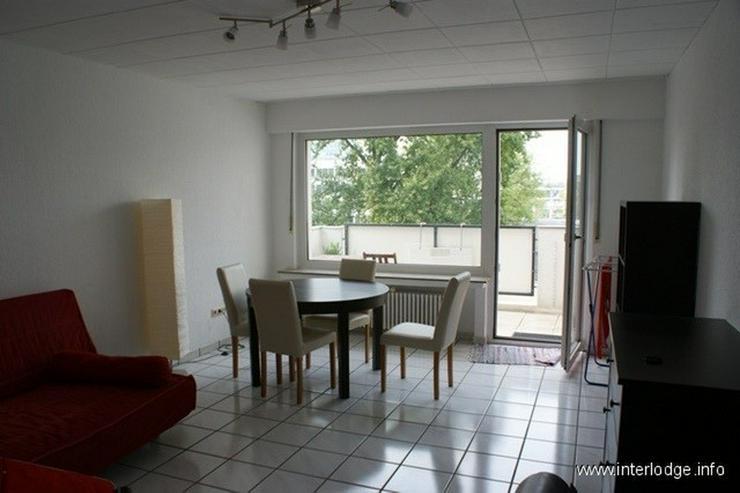 Bild 4: INTERLODGE Modern möblierte Wohnung mit Balkon in der Dortmunder Innenstadt
