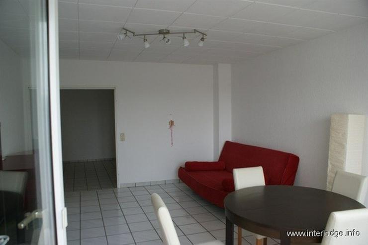 Bild 5: INTERLODGE Modern möblierte Wohnung mit Balkon in der Dortmunder Innenstadt