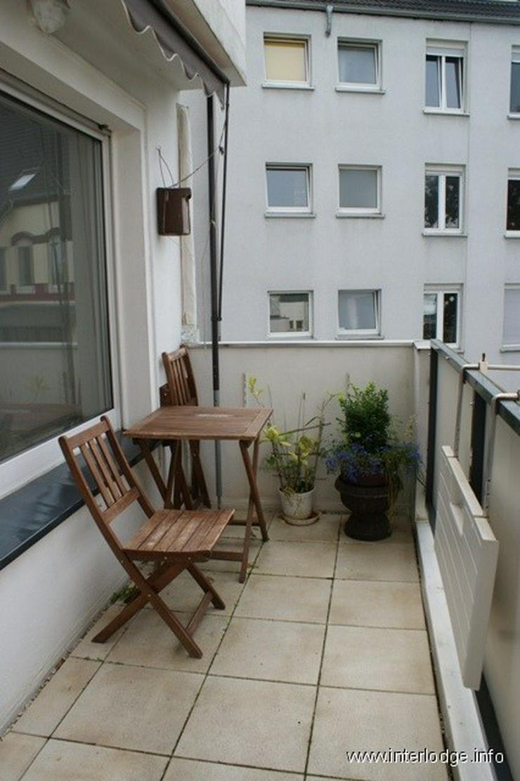 Bild 6: INTERLODGE Modern möblierte Wohnung mit Balkon in der Dortmunder Innenstadt