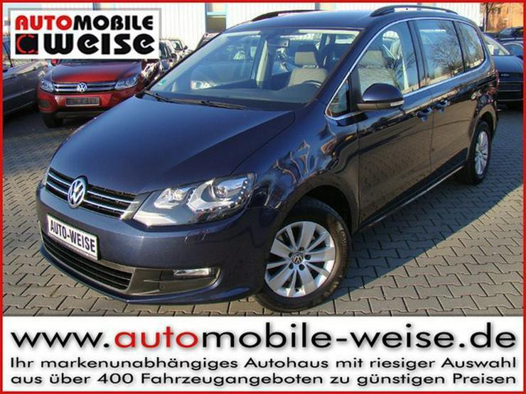 VW Sharan 2.0TDI DSG BM Comfortline Xenon Navi