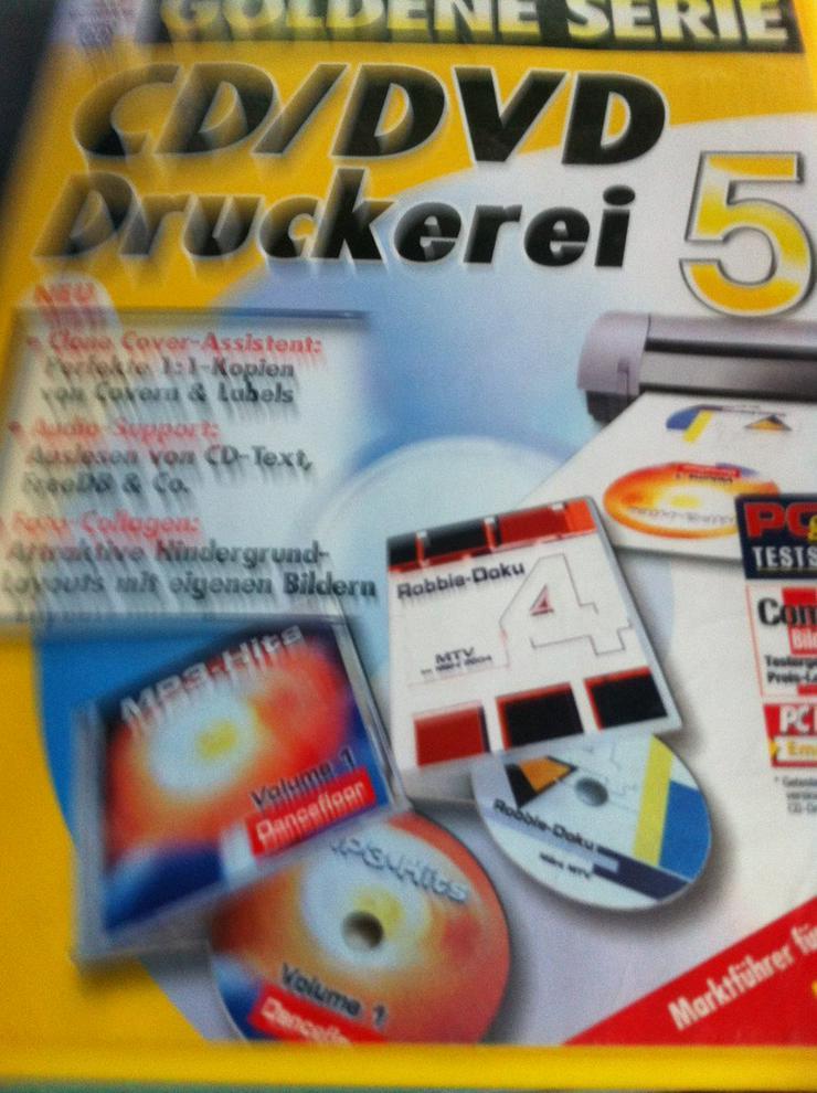 Bild 3: CD/DVD Druckerei 5 Data Becker