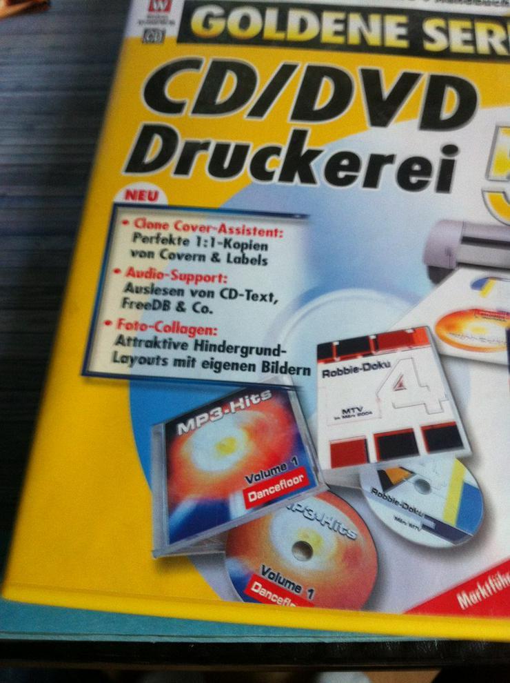 Bild 2: CD/DVD Druckerei 5 Data Becker