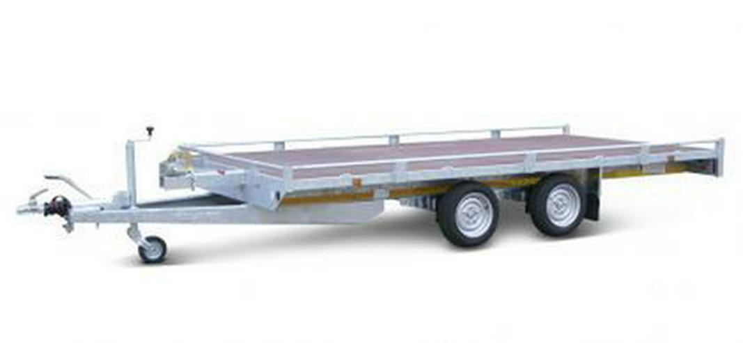 PKW Autotransporter mieten Anhängerverleih - PKW-Transporter - Bild 1