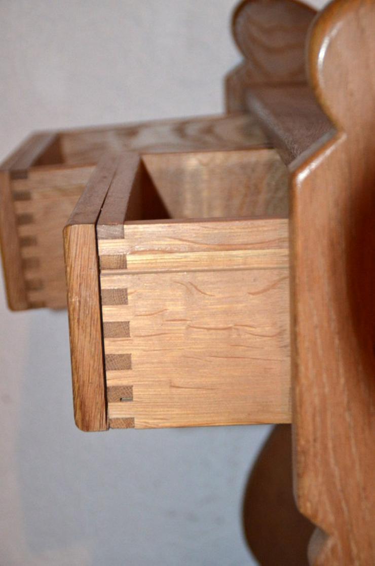 Bild 2: Dielenschrank,Schubkasten Schrank,Eiche-massiv