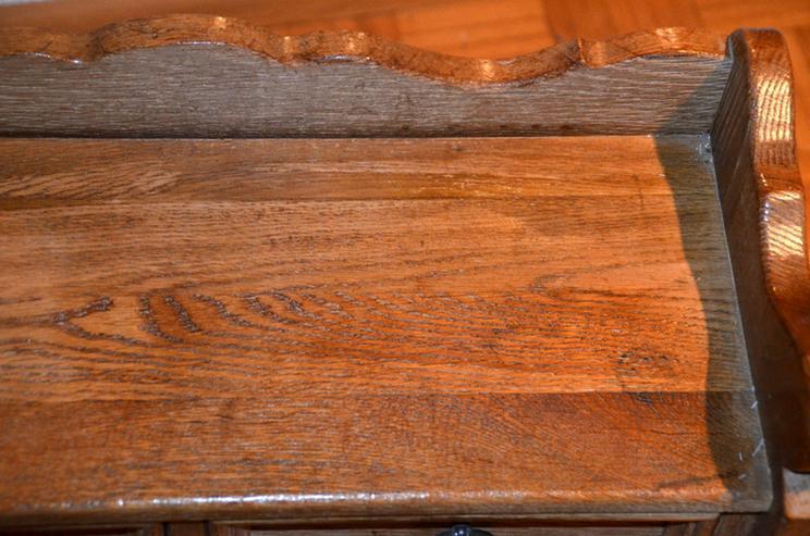 Bild 5: Dielenschrank,Schubkasten Schrank,Eiche-massiv