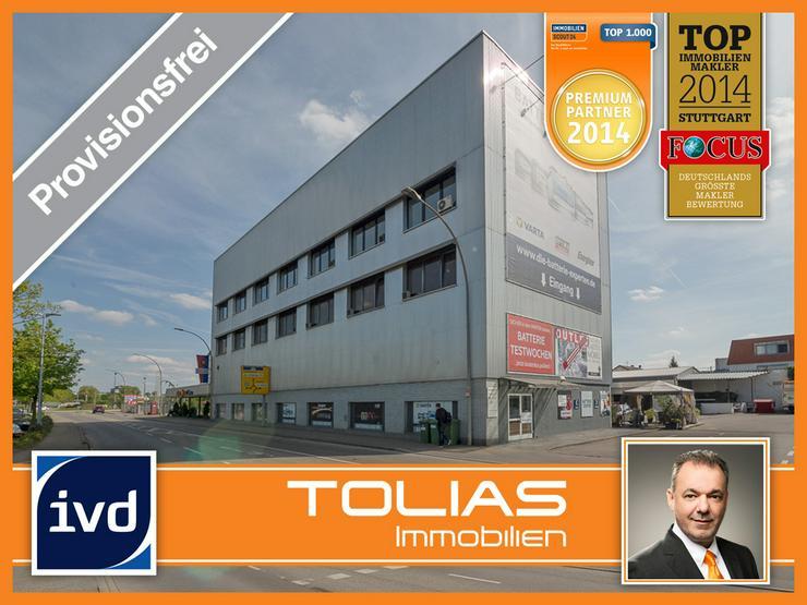 Flexible Büro-/ Ausstellungsflächen mit Top-Infrastruktur - von 55m² - 860m², nahe S-B... - Gewerbeimmobilie mieten - Bild 1
