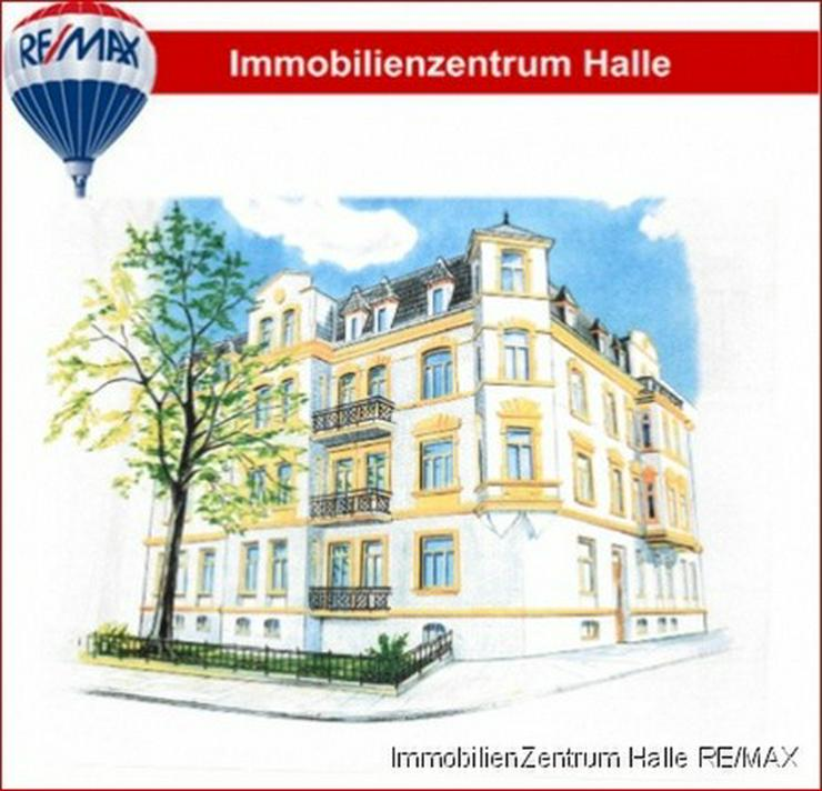 TOP ! 3-Raum Dachgeschosswohnung mit Balkon mitten im Paulusviertel !!! - Wohnung kaufen - Bild 1