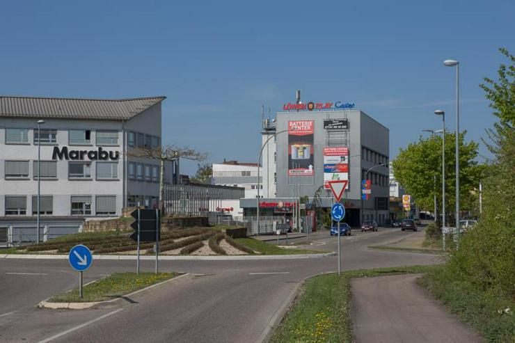 Bild 4: Flexibel nutzbare Flächen mit Top-Infrastruktur - nahe S-Bahn und Breuningerland - ideal ...