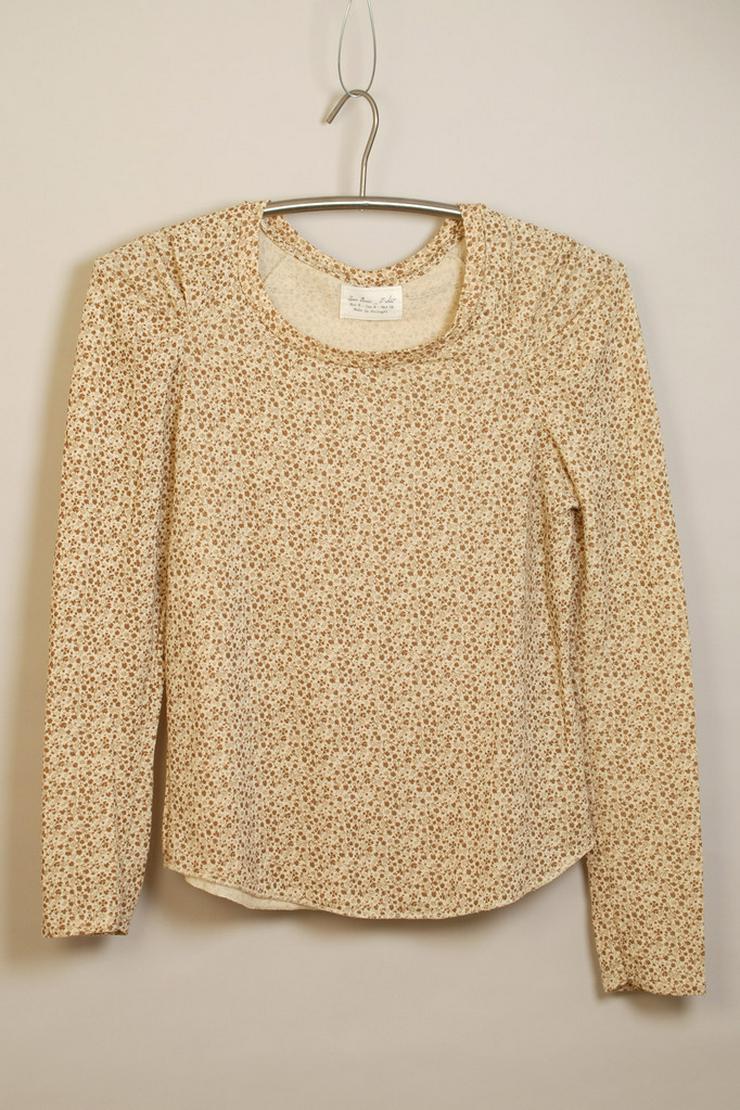 T-Shirt von Zara neu in beige Gr. M38