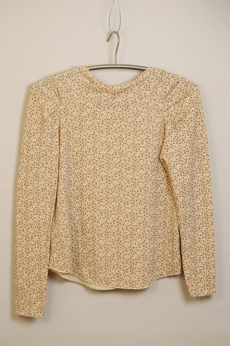 Bild 3: T-Shirt von Zara neu in beige Gr. M38