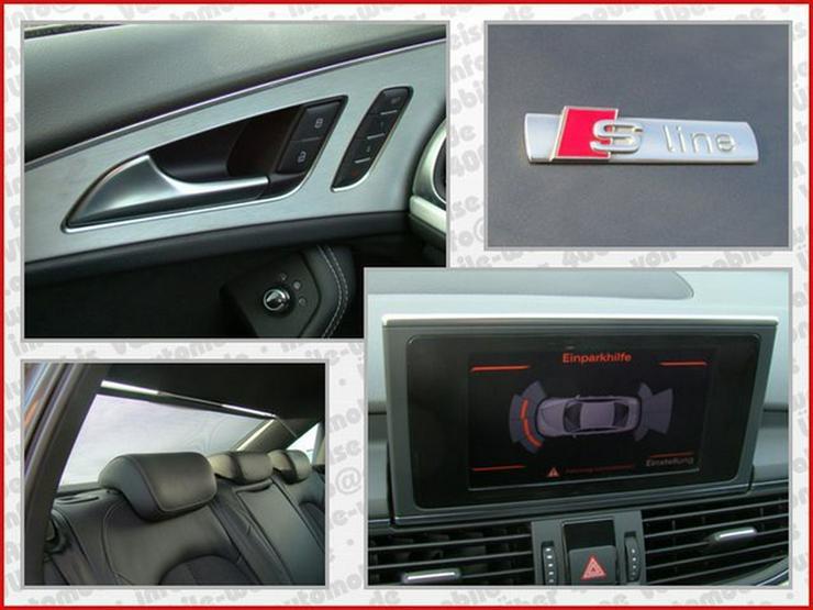 Bild 6: AUDI A6 3.0TDI quattro S tronic 2xS Line Klima+ Sthzg