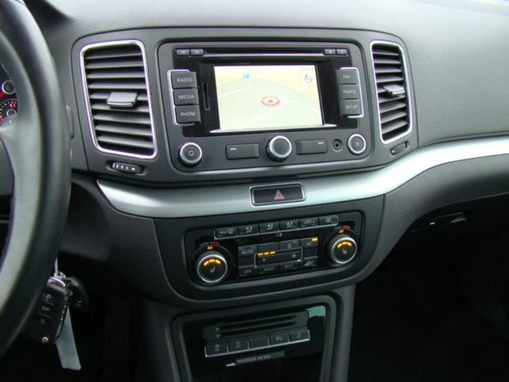 Bild 6: VW Sharan 2.0TDI DSG BMT Highlin Leder Xenon Standheizung