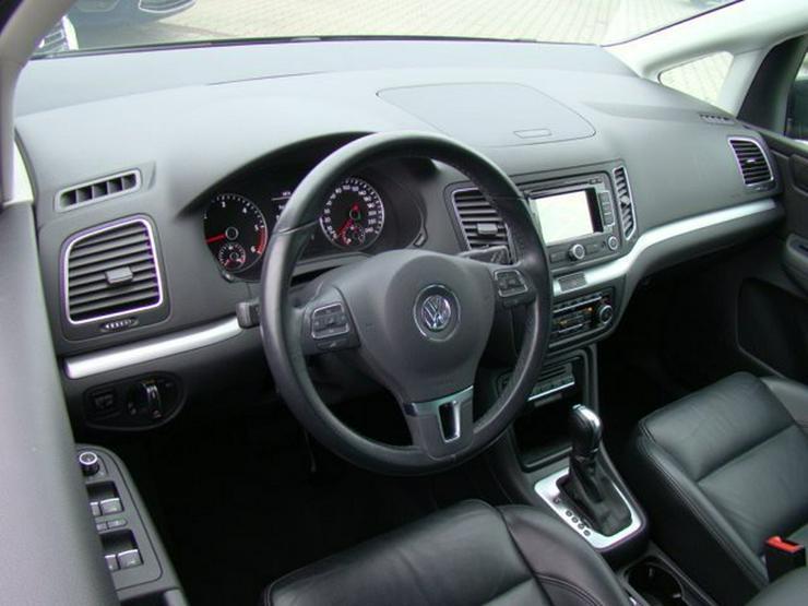 Bild 5: VW Sharan 2.0TDI DSG BMT Highlin Leder Xenon Standheizung