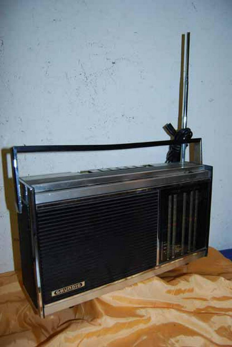 Grundig Concertbox 1000 / teildefekt - Ersatzt