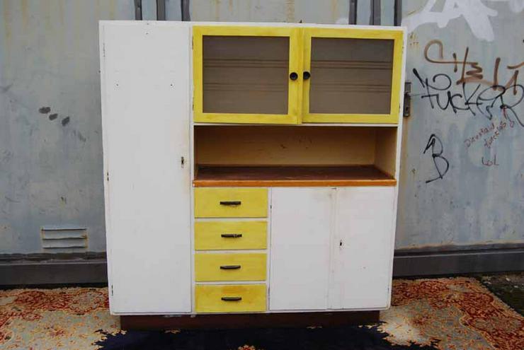 kleine k chenzeile der 70er 60er jahre k che in zeuthen. Black Bedroom Furniture Sets. Home Design Ideas