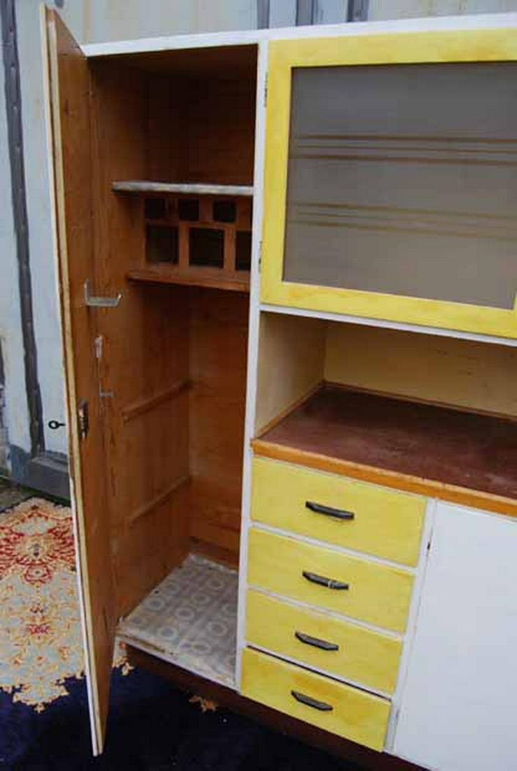 kleine k chenzeile der 70er 60er jahre k che in zeuthen auf. Black Bedroom Furniture Sets. Home Design Ideas