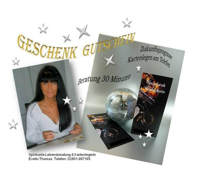 Zukunftsblick Geschenk-Gutschein Blick i.Karten