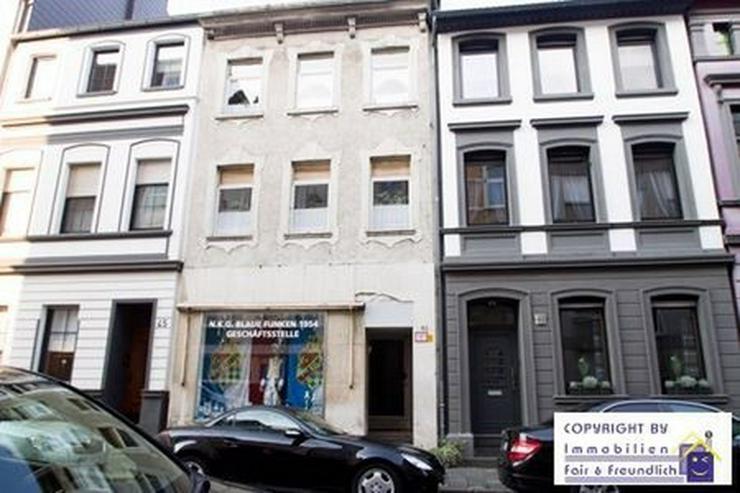 Bild 2: **ZENTRALE BÜROFLÄCHE- 80qm im Erdgeschoss, Breite Str.43, 41460 Neuss**