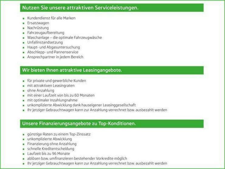 Bild 4: SKODA Octavia III Combi 2.0 TDI Elegance DSG Green Tec